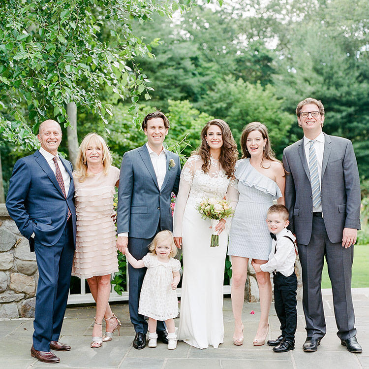 Marcey Brownstein Catering featured on Martha Stewart Weddings